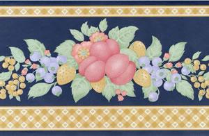 fruit flower border