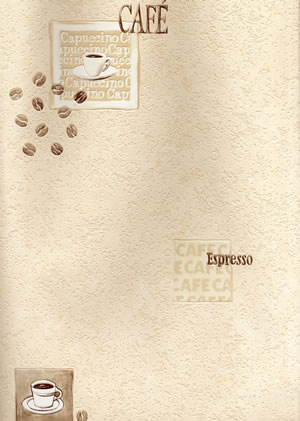 cafe wallpaper