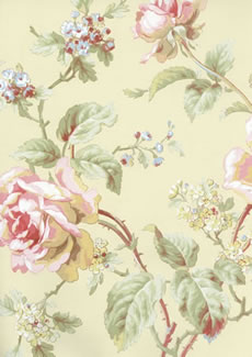 special offer 3 rolls  for �  floral wallpaper